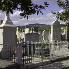 Le cimetière de la Croix-Rousse