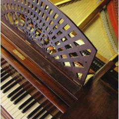 UNE HISTOIRE DE PIANOS- portrait d'une collection